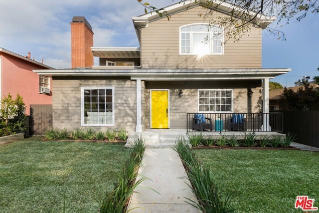 3718 Colonial Ave, Los Angeles, CA 90066