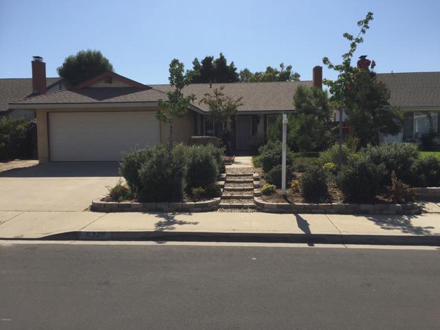 Photo of home for sale at 5346 Cherry Ridge Drive, Camarillo CA