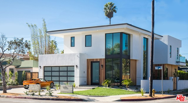 Single Family Home for Sale at 3601 Meier Street Los Angeles, California 90066 United States