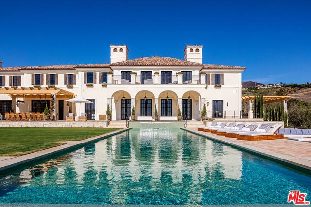 Single Family Home for Sale at 27777 Winding Way Malibu, California 90265 United States