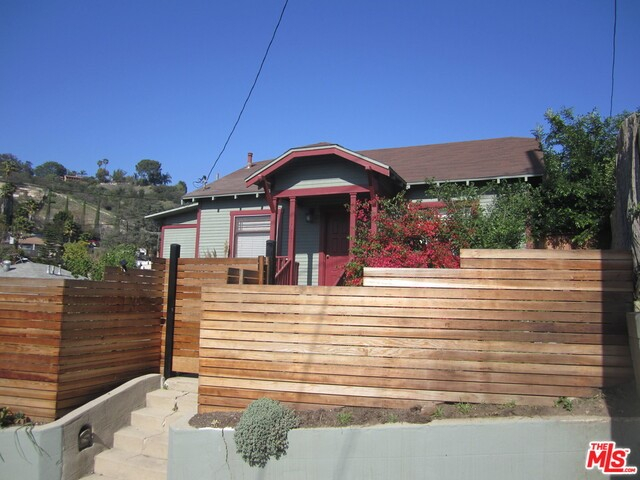 Single Family for Sale at 1947 Wollam Street Los Angeles, California 90065 United States