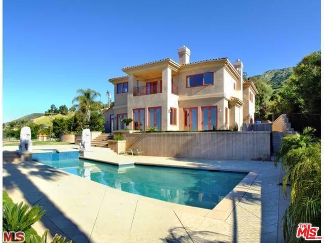 4996 PUESTA DEL SOL Street  Malibu CA 90265