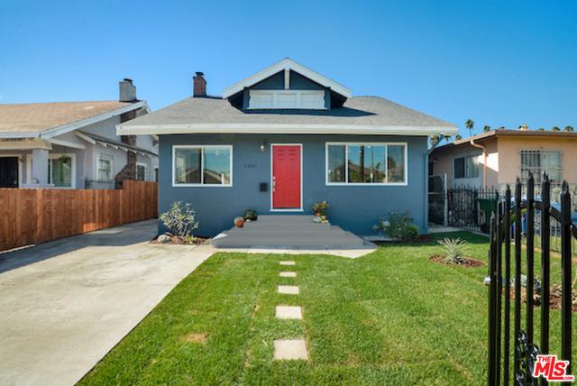 3461 2ND Avenue, Los Angeles CA 90018