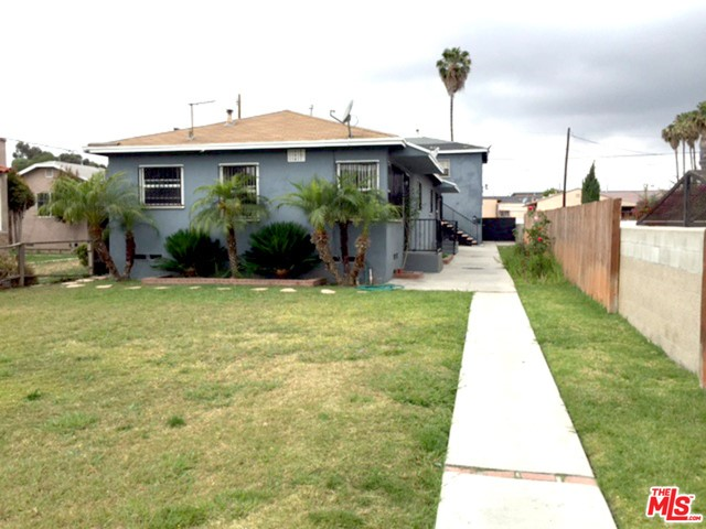 Single Family for Sale at 11415 Figueroa Street S Los Angeles, California 90061 United States