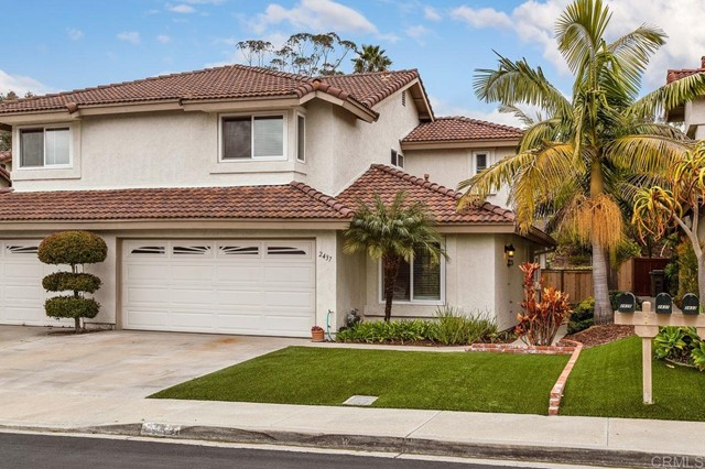 Detail Gallery Image 1 of 1 For 2437 Summerhill Dr, Encinitas,  CA 92024 - 3 Beds | 2 Baths