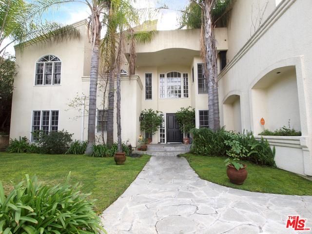 Single Family Home for Rent at 11480 Dona Dorotea Drive Studio City, California 91604 United States