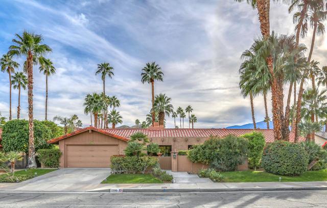 2395 SANTA YNEZ Way Palm Springs CA 92264