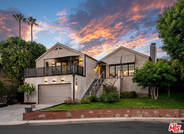 16625 Marquez Ter, Pacific Palisades, CA 90272