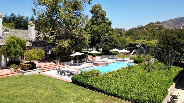 18170 Lago Vista  Rancho Santa Fe CA 92067