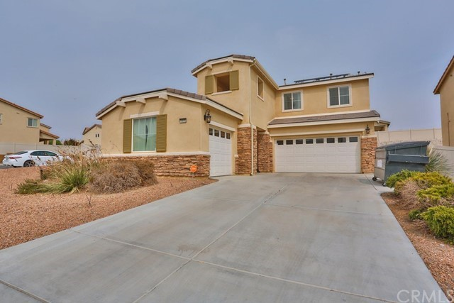 16643 Desert willow Street Victorville CA 92394
