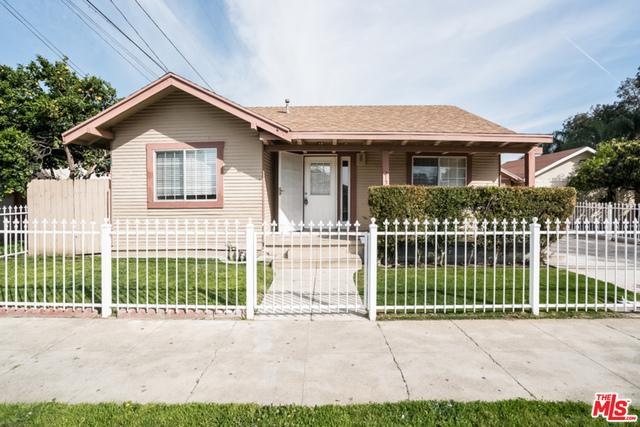 Single Family Home for Sale at 215 Hobart Street Santa Ana, California 92707 United States
