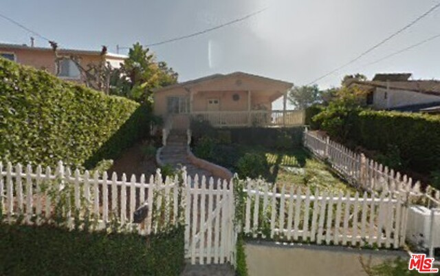 Photo of home for sale at 3560 LAVELL Drive, Los Angeles CA
