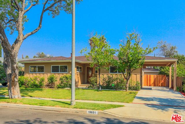 19651 SYLVAN Street, Tarzana CA 91335