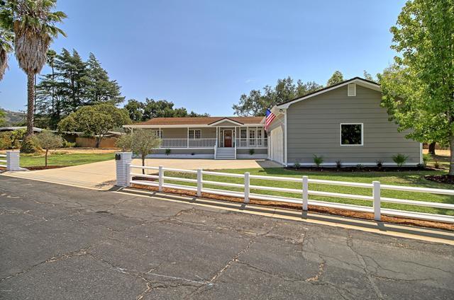 1138 Spring Street Oak View, CA 93022 - MLS #: 217011361