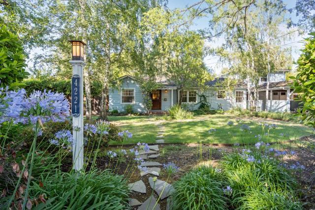 4221 Wilkie Way  Palo Alto CA 94306
