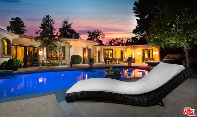 Photo of home for sale at 1880 LOMA VISTA Drive, Beverly Hills CA