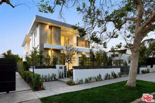 Single Family Home for Sale at 649 Edinburgh Avenue N Los Angeles, California 90048 United States