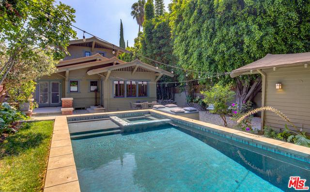 Photo of home for sale at 1521 SIERRA BONITA Avenue N, Los Angeles CA