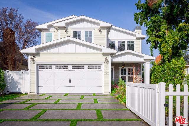 Single Family Home for Rent at 15123 Camarillo Street Sherman Oaks, California 91403 United States