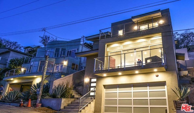 649 N CROSS Avenue, Los Angeles CA 90065