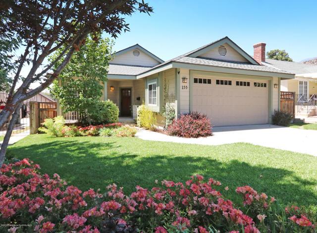 155 El Nido Avenue, Monrovia, California 91016, 3 Bedrooms Bedrooms, ,2 BathroomsBathrooms,Residential,For Sale,El Nido,819003845