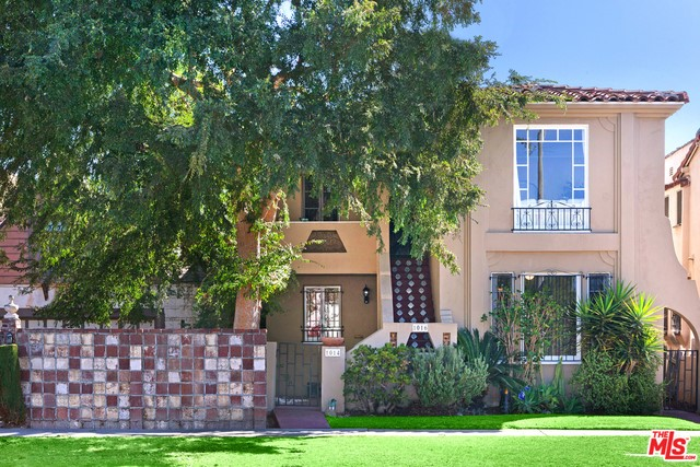 Single Family for Sale at 1014 Crescent Heights S Los Angeles, California 90035 United States