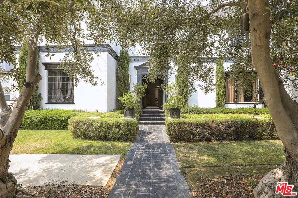 615 N Oakhurst Drive #  Beverly Hills CA 90210