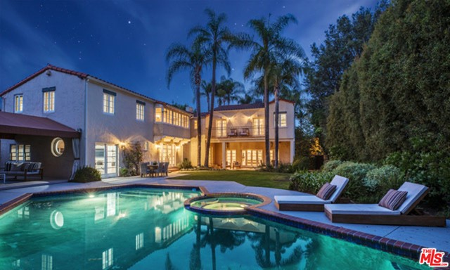 611 N Rexford Drive  Beverly Hills CA 90210