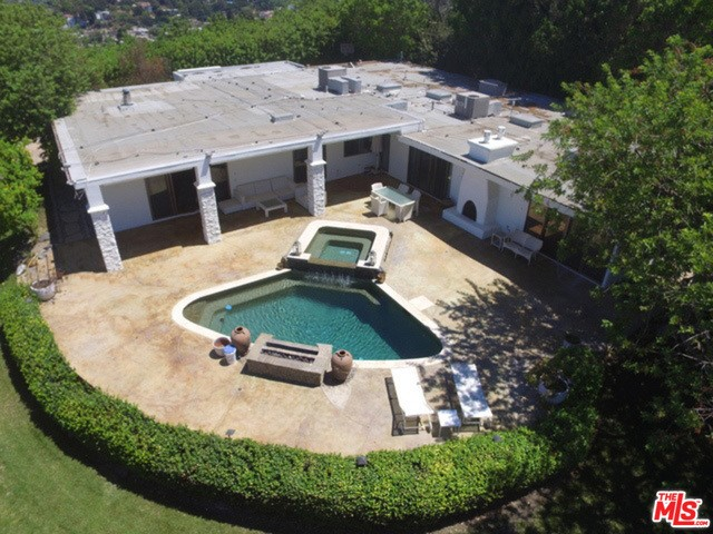 Single Family Home for Rent at 12991 BLAIRWOOD Drive Studio City, California 91604 United States