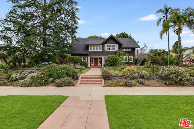 435 GEORGINA Ave, Santa Monica, CA 90402