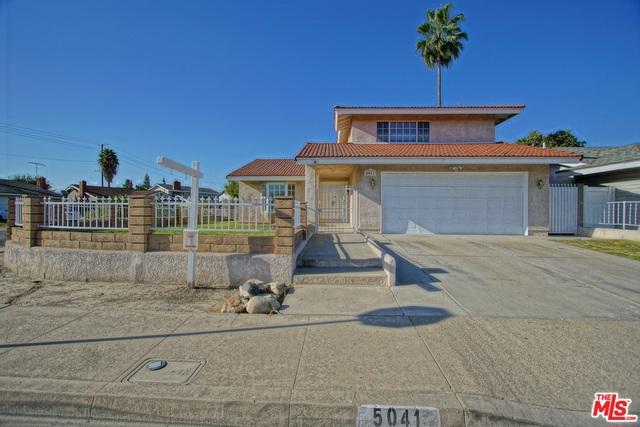 Single Family Home for Sale at 5041 Decatur Drive La Palma, California 90623 United States
