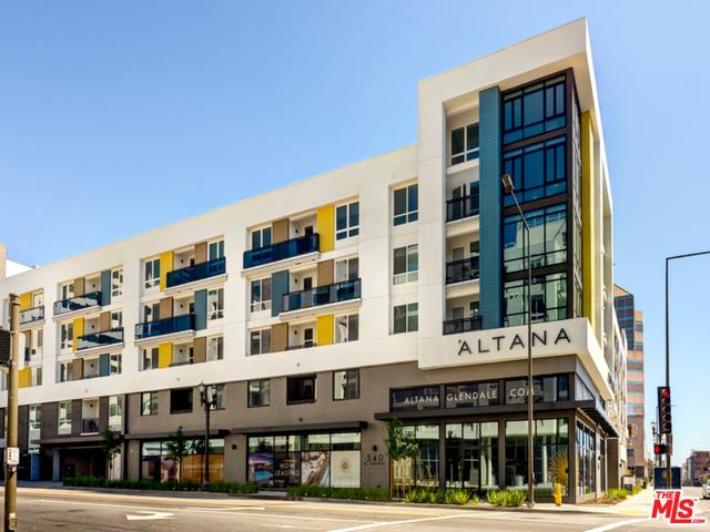 Condominium for Rent at 540 Central Avenue N Glendale, California 91203 United States
