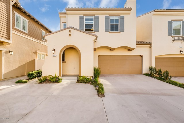 Photo of home for sale at 288 Carrizo Creek Road, Camarillo CA