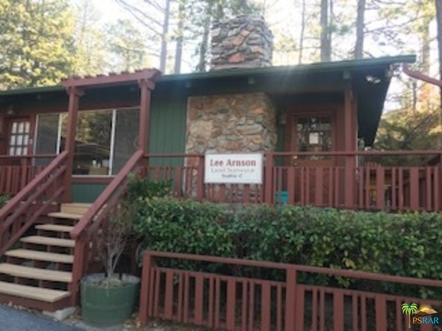 Photo of home for sale at 54585 CIRCLE Drive, Idyllwild CA
