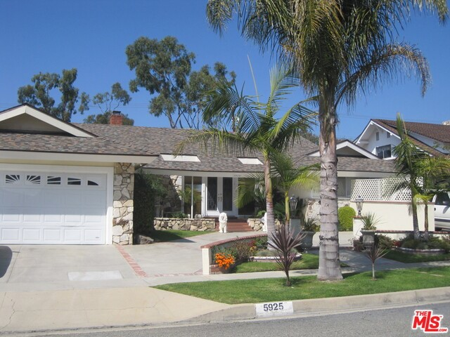 Single Family Home for Sale at 5925 WOOSTER Avenue Los Angeles, California 90056 United States