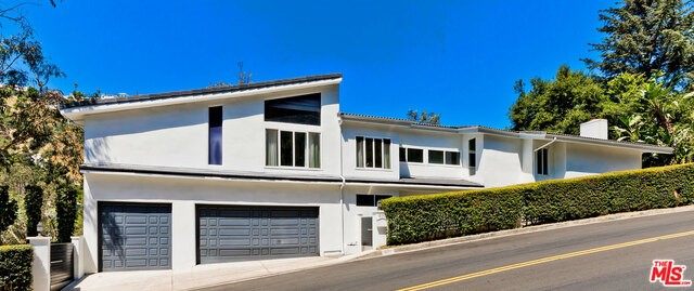 Photo of home for sale at 1871 MOUNT OLYMPUS Drive, Los Angeles CA