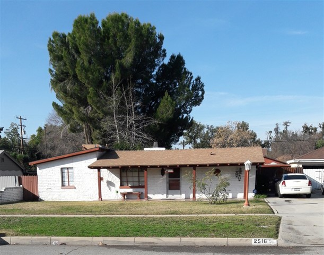 2516 Valencia Avenue  San Bernardino CA 92404