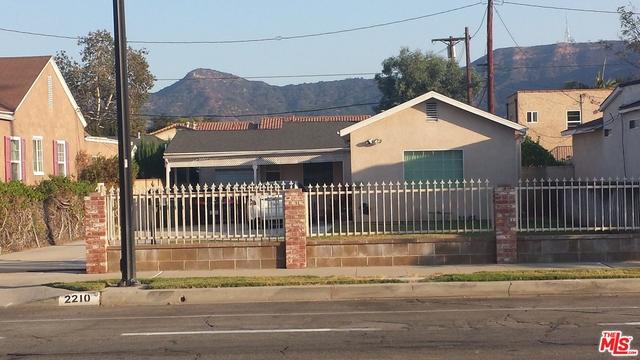 2210 W VERDUGO Avenue, Burbank, CA 91506