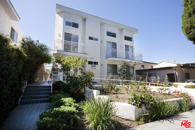 1524 FRANKLIN Street Unit B, Santa Monica CA 90404