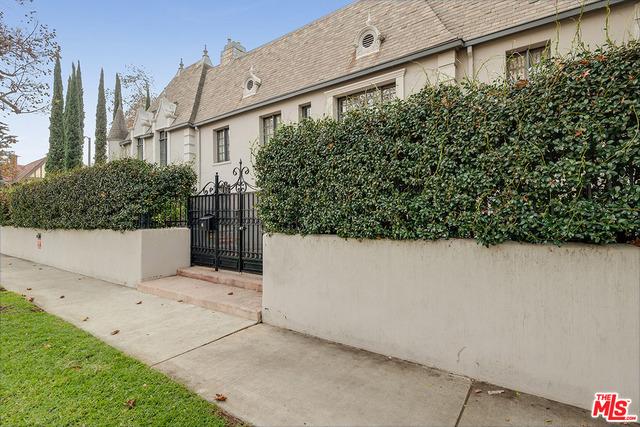 307 N ORANGE Drive, Los Angeles CA 90036