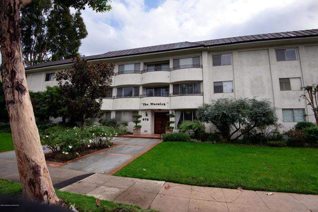 972 California Boulevard, Pasadena, California 91106, 2 Bedrooms Bedrooms, ,2 BathroomsBathrooms,Condominium,For Sale,California,819005317