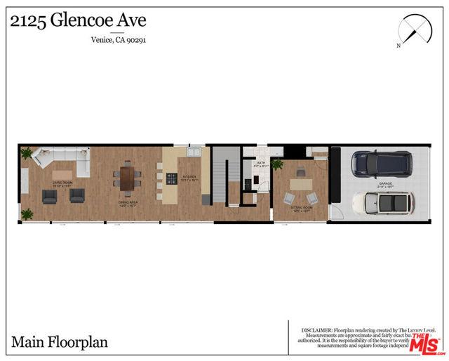 2125 Glencoe Avenue, Venice CA: http://media.crmls.org/mediaz/87086EB9-E34B-4404-A2DE-00C527010E62.jpg