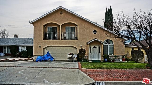 Single Family Home for Sale at 2918 Los Olivos Lane La Crescenta, California 91214 United States