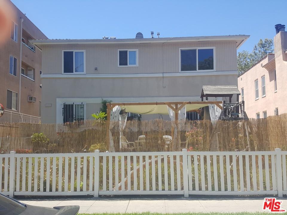 1201 S Shenandoah Street #  Los Angeles CA 90035