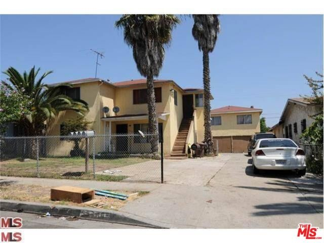 Photo of home for sale at 1055 104TH Street W, Los Angeles CA