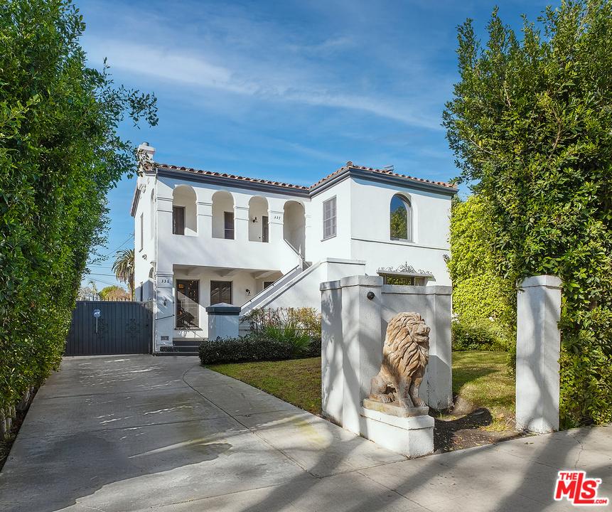 335 N Flores Street #  Los Angeles CA 90048