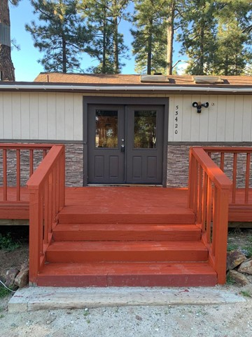 53420 Double View Drive, Idyllwild, California 92549, 2 Bedrooms Bedrooms, ,2 BathroomsBathrooms,Residential,For Sale,Double View,220011181
