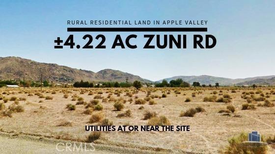 0 Zuni Road, Apple Valley CA: http://media.crmls.org/mediaz/8D7CE5F6-5CF2-4777-84DF-12B551896B76.jpg