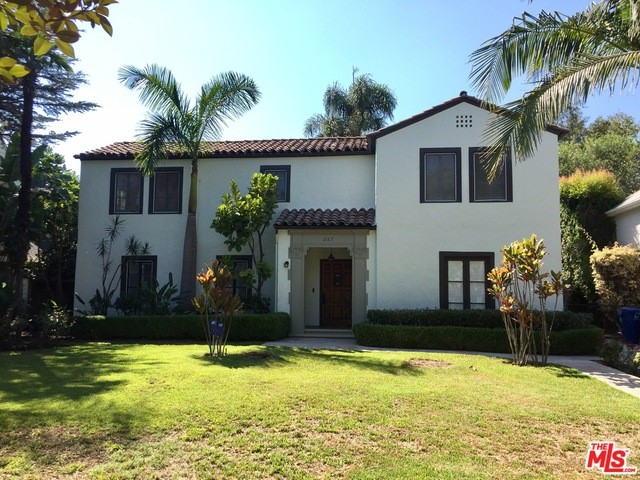 Single Family Home for Rent at 527 Arden S Los Angeles, California 90020 United States