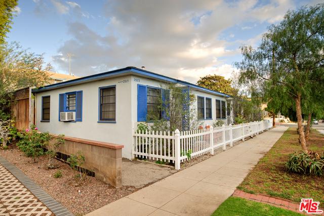 Single Family for Sale at 2521 Euclid Street Santa Monica, California 90405 United States